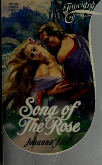 Cover of: SONG OF ROSE | Hill
