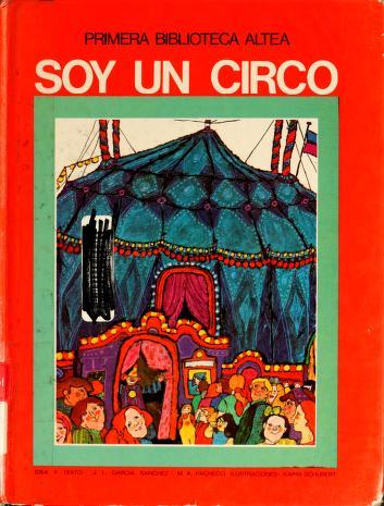 Cover of: Soy un circo | José Luis García Sánchez