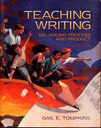 Cover of: Teaching writing | Gail E. Tompkins