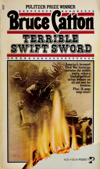 Cover of: Terrible Swift Sword | Bruce Catton