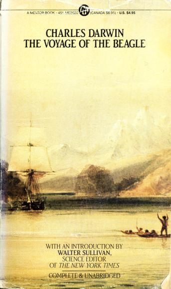 The Voyage of the Beagle (Mentor) by Charles Darwin