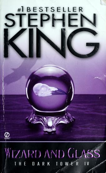 Cover of: Wizard and Glass | Stephen King, Dave McKean