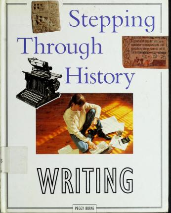 Cover of: Writing | Peggy Burns