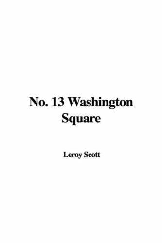 No. 13 Washington Square