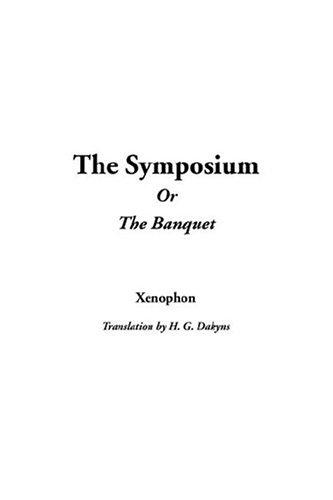 The Symposium Or The Banquet