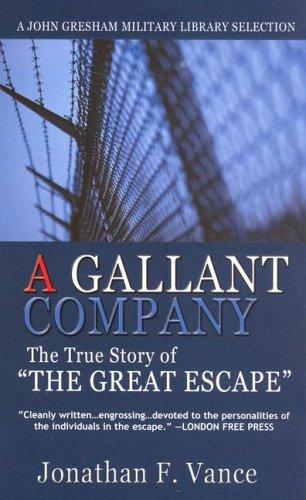 A Gallant Company by Jonathan F. Vance