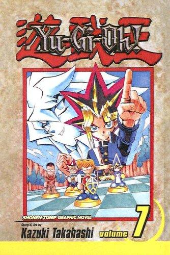 Monster World (Yu-Gi-Oh! Vol. 7) by Kazuki Takahashi
