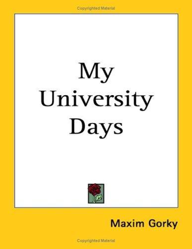 My University Days