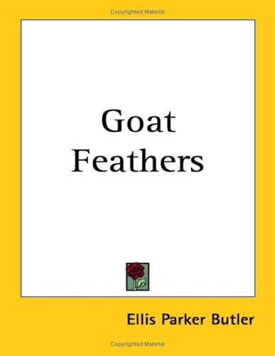 Goat Feathers