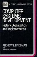 Computer systems development by Andrew L. Friedman