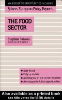 The Food sector by