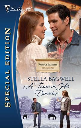 A Texan on her doorstep by Stella Bagwell