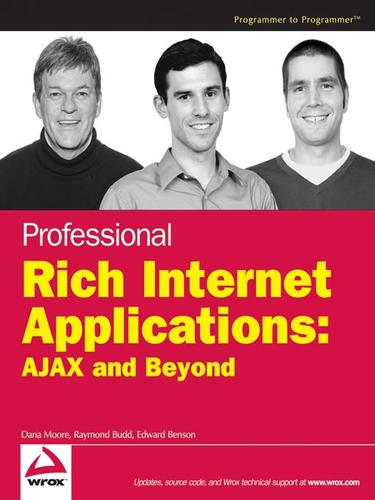 Professional Rich Internet applications by Dana Moore