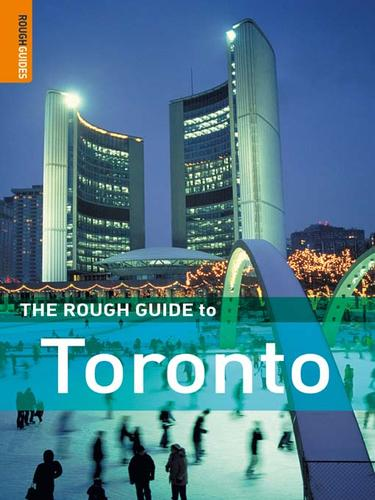 The rough guide to Toronto by Phil Lee