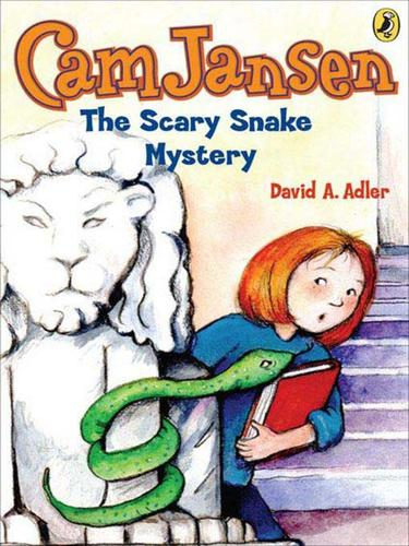The Scary Snake Mystery by David A. Adler