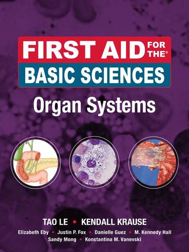 First aid for the basic sciences by Tao Le