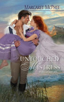 Untouched mistress by Margaret McPhee