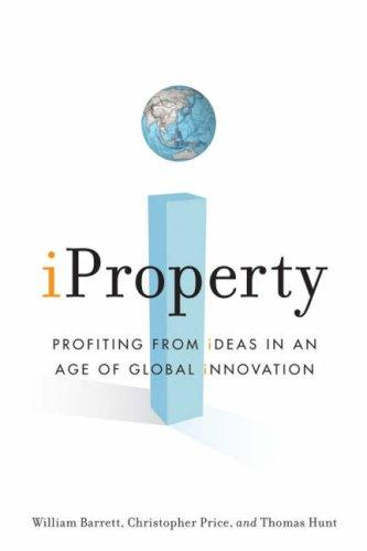 iProperty by William Barrett, Christopher Price, Thomas Hunt